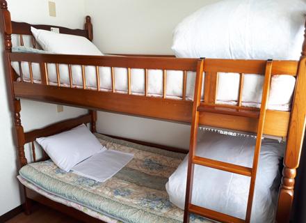 2段ベッド1